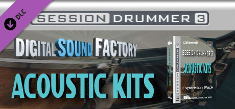 Xpack - SD3: Digital Sound Factory - Acoustic Kits