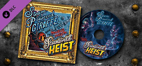Music from SteamWorld Heist by Steam Powered Giraffe cover art