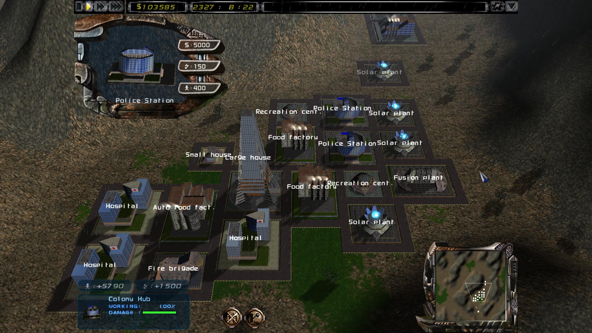 Imperium Galactica II Screenshot 2