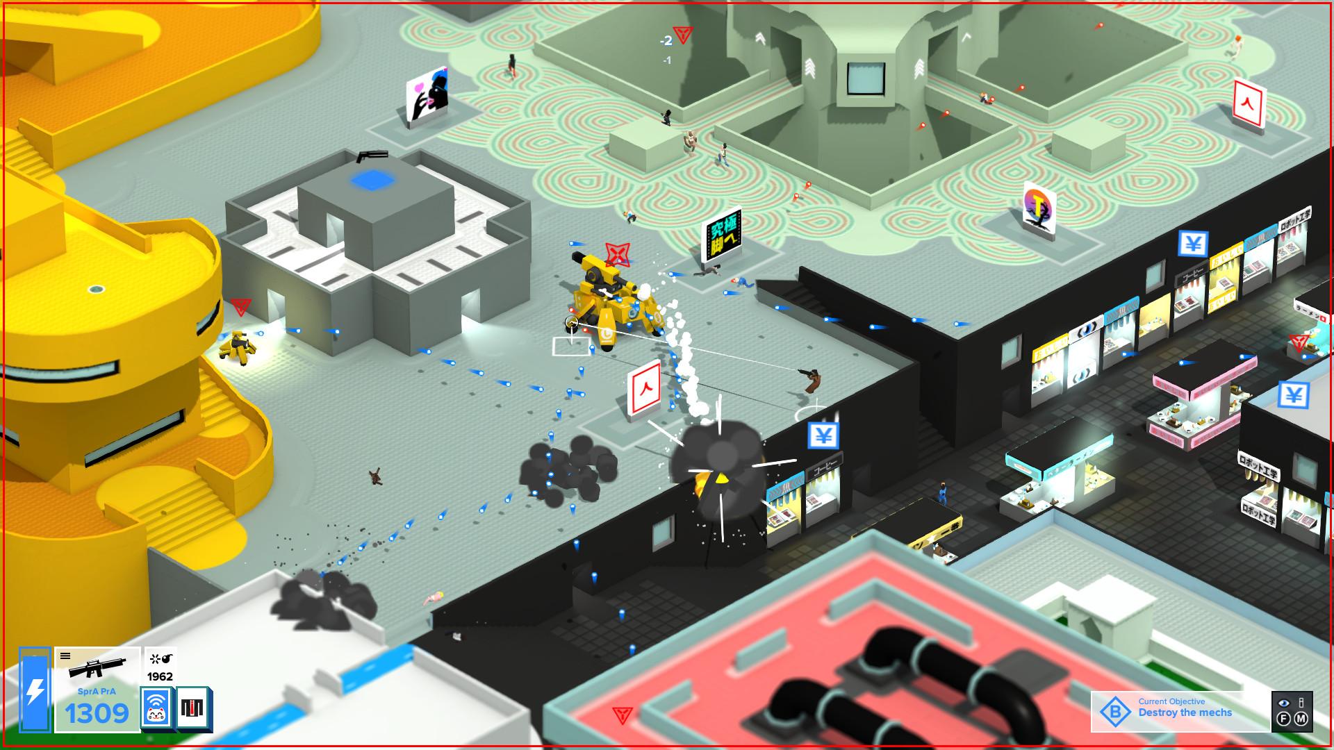 Tokyo 42 Screenshot 2