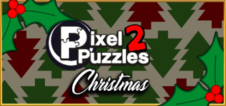 Pixel Puzzles 2: Christmas cover art