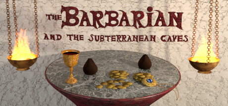 Teaser image for The Barbarian and the Subterranean Caves