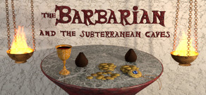The Barbarian and the Subterranean Caves cover art