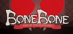 BoneBone: Rise of the Deathlord cover art