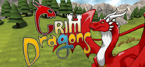 Grim Dragons cover art