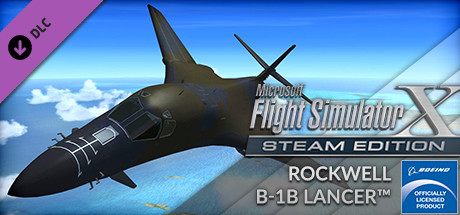 FSX Steam Edition: Rockwell B-1B Lancer™ Add-On