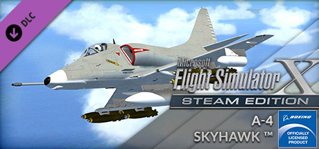 FSX Steam Edition: McDonnell Douglas A-4 Skyhawk™ Add-On