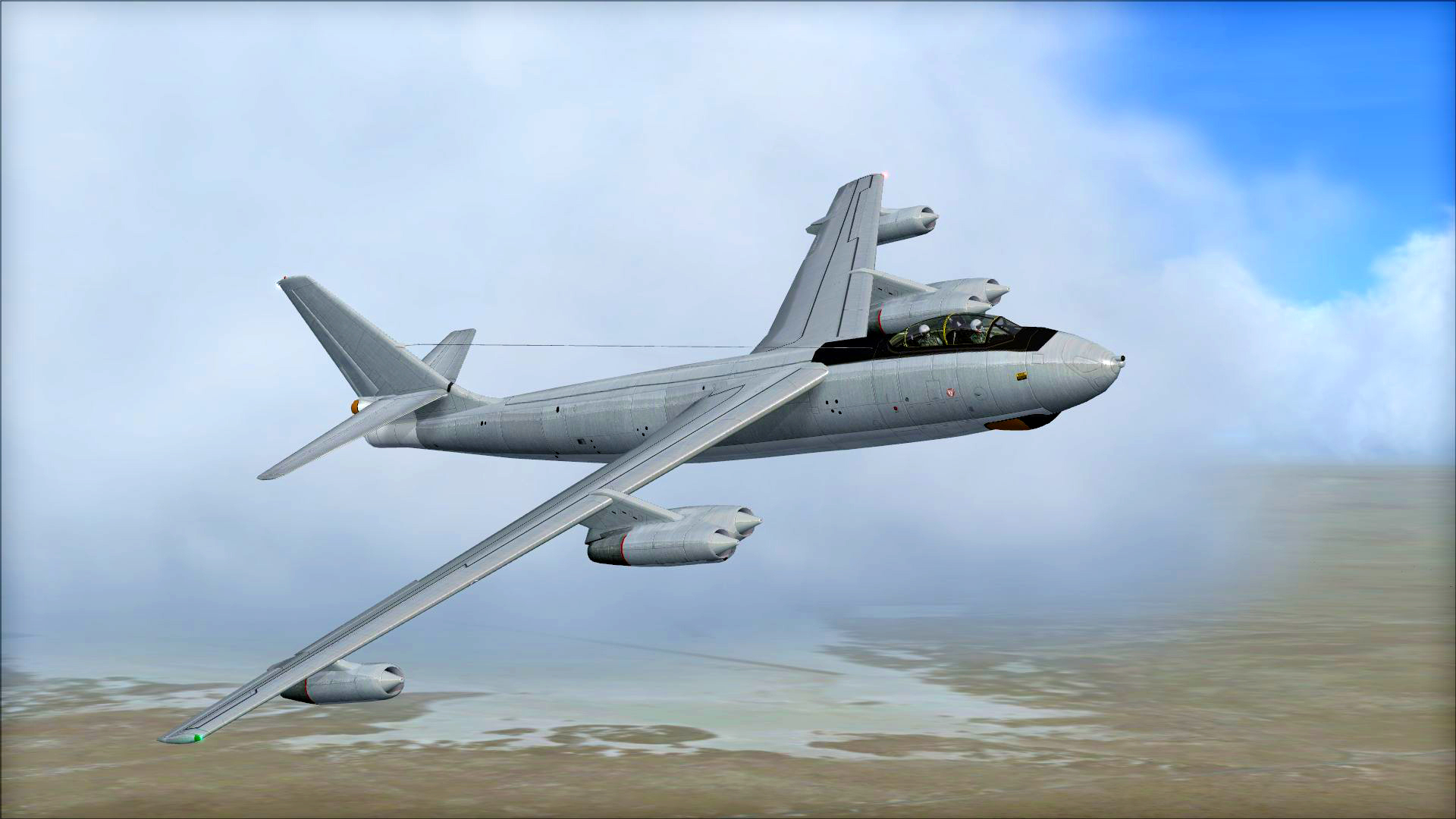 FSX Steam Edition: B-47 Stratojet™ Add-On