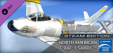 FSX Steam Edition: North American F-86F-1 Sabre™ Add-On on Steam