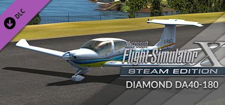 FSX Steam Edition: Diamond DA40-180 Add-On