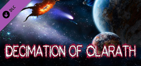 Decimation Of Olarath - Space Atmosphere Music Player