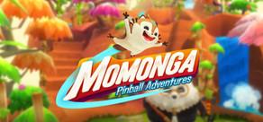 Momonga Pinball Adventures cover art
