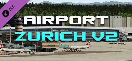 X-Plane 10 AddOn - Aerosoft - Airport Zurich V2
