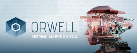 Daily Deal – Orwell: Keeping an Eye On You, 50% Off