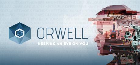[259p] Orwell: Keeping an Eye On You [Коллекционные карточки / Steam key]