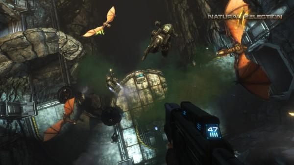 Скриншот из Natural Selection 2