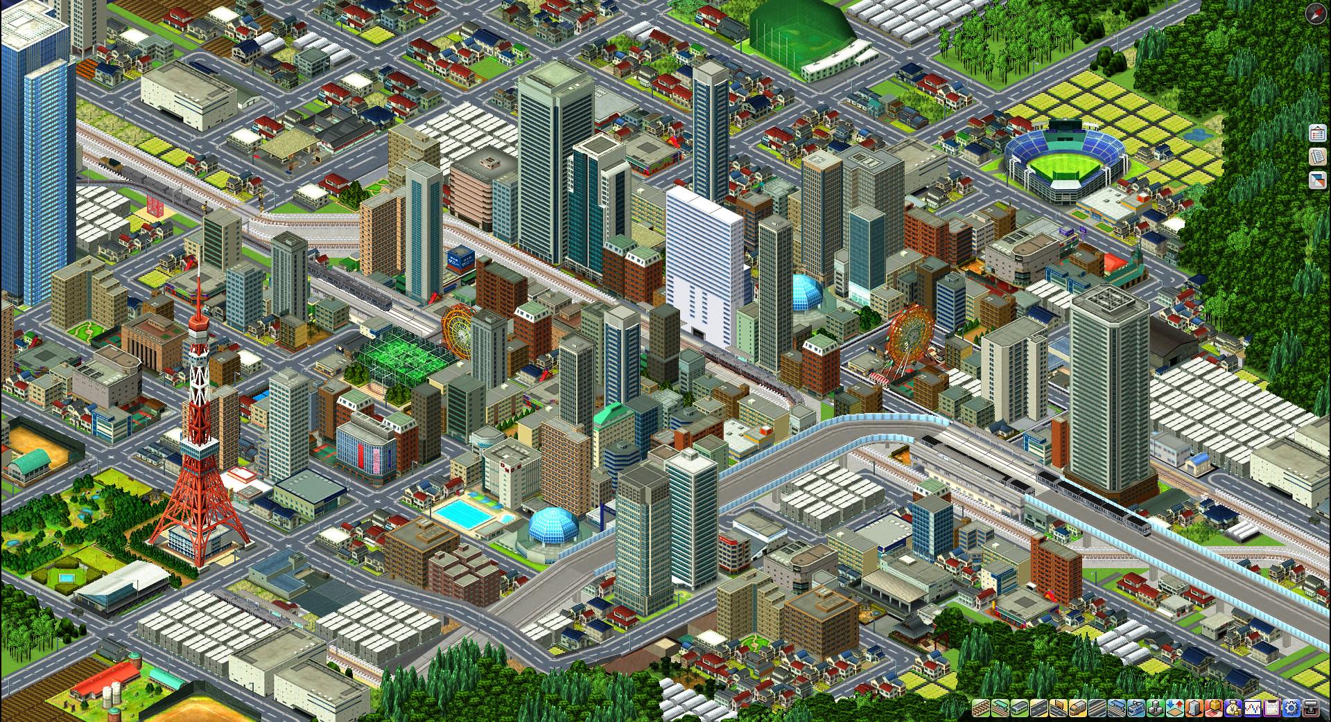 A-Train PC Classic Screenshot 2