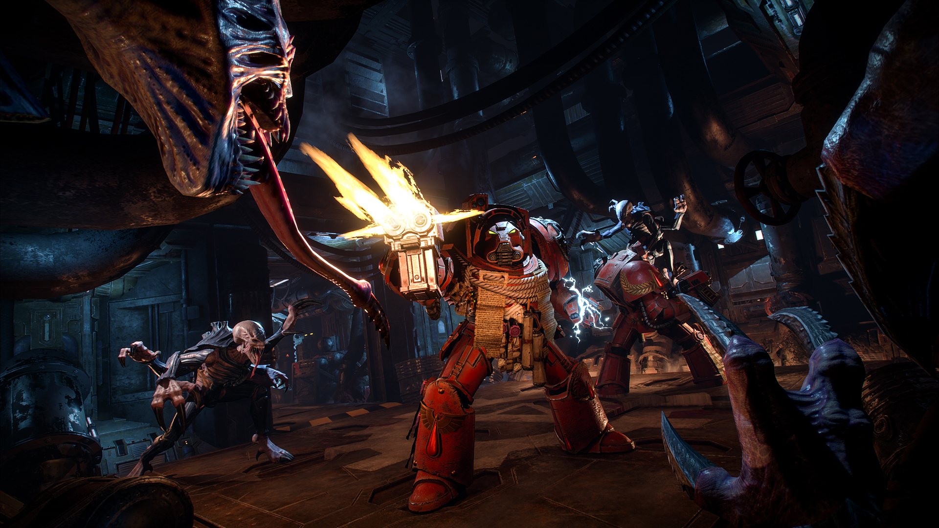 Space Hulk: Tactics [2018|Rus|Eng|Multi10]