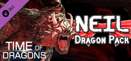 Time of Dragons - Neil Dragon Pack