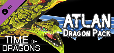 Time of Dragons - Atlans cover art