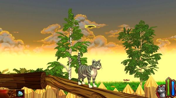 Screenshot of The Cat! Porfirio's Adventure