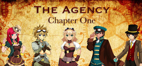 The Agency: Chapter 1 cover art