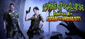 Zombie Apocalypse: Escape The Undead City cover art
