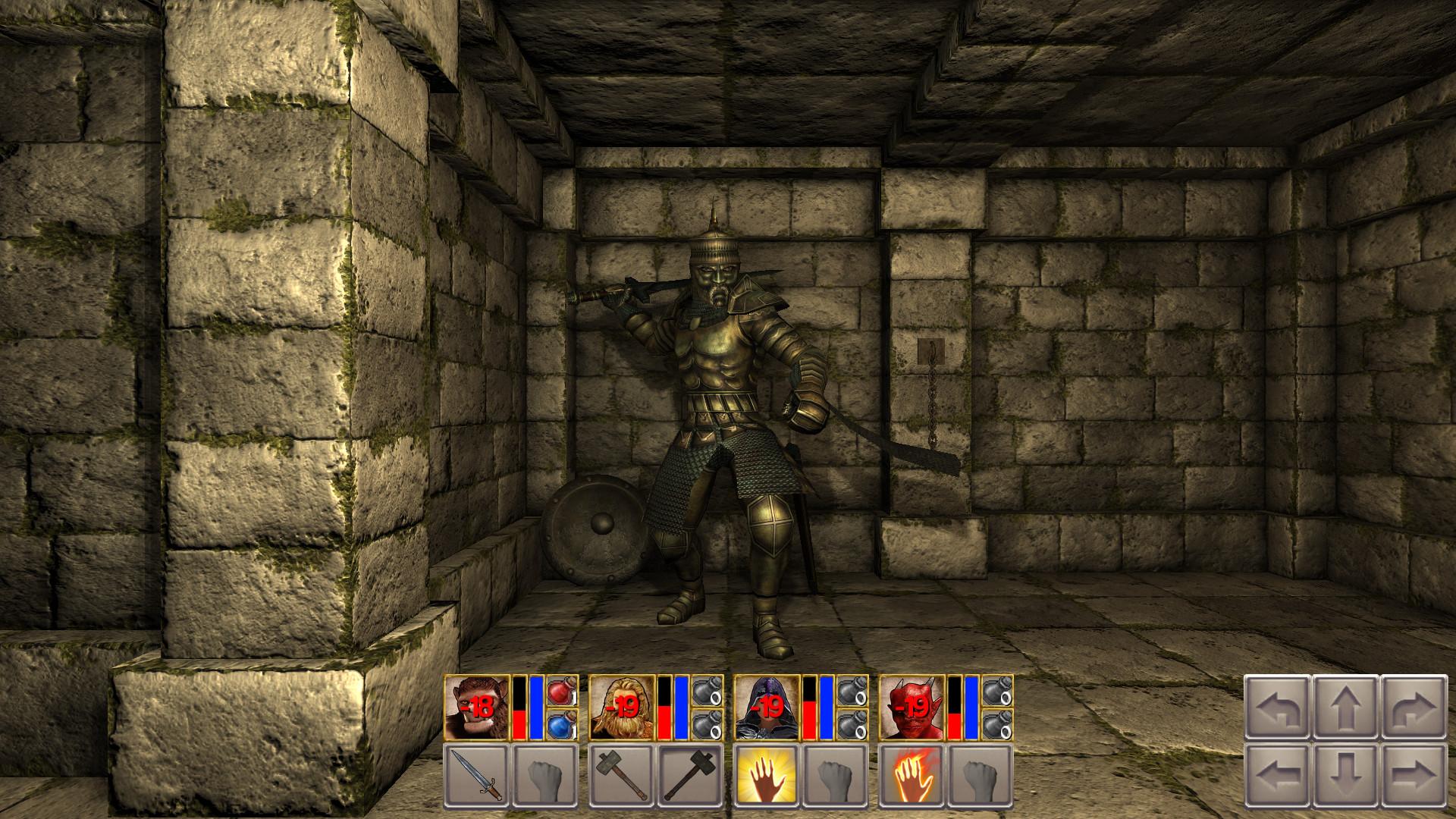 Heroes of the Monkey Tavern Screenshot 1