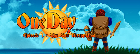 One Day : The Sun Disappeared - 一天:太阳消失了