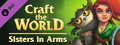 Craft The World - Sisters in Arms-dlc