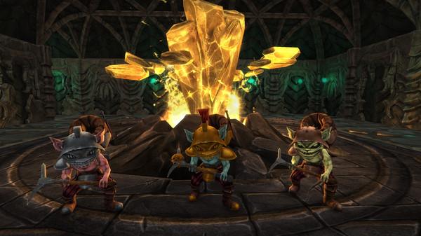 скриншот War for the Overworld - Crucible 5