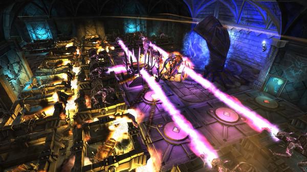 скриншот War for the Overworld - Crucible 1