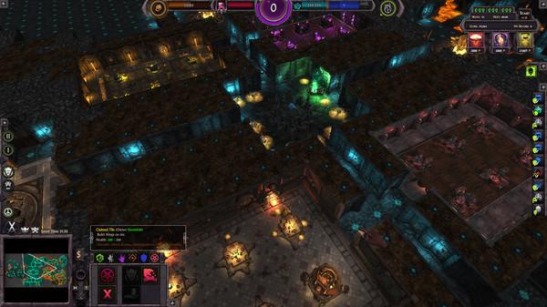 скриншот War for the Overworld - Crucible 3