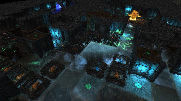 скриншот War for the Overworld - Crucible 4