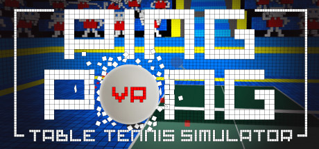 Game Banner VR Ping Pong