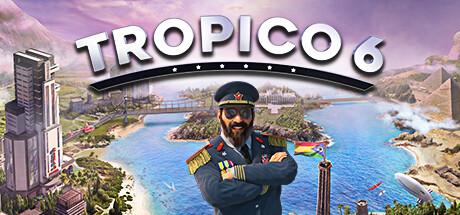 Tropico 6 Capa
