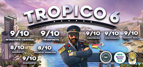 Tropico 6 (Incl. Multiplayer & The Llama of Wall Street DLC) Free Download