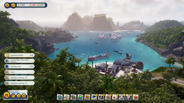 nuevo acuerdo -Haemimont Games y Frontier