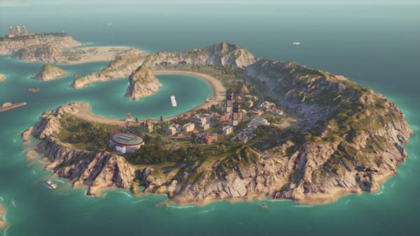 скриншот Tropico 6 8