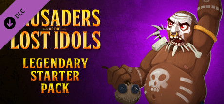 Crusaders of the Lost Idols - Legendary Starter Pack Steam DLC