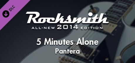"Rocksmith® 2014 – Pantera - ""5 Minutes Alone"""