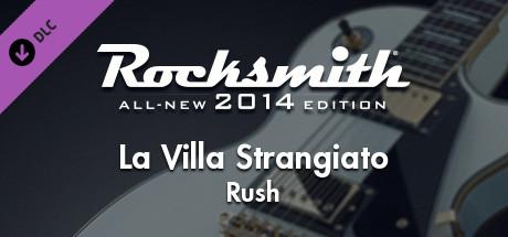 "Rocksmith® 2014 – Rush - ""La Villa Strangiato"""