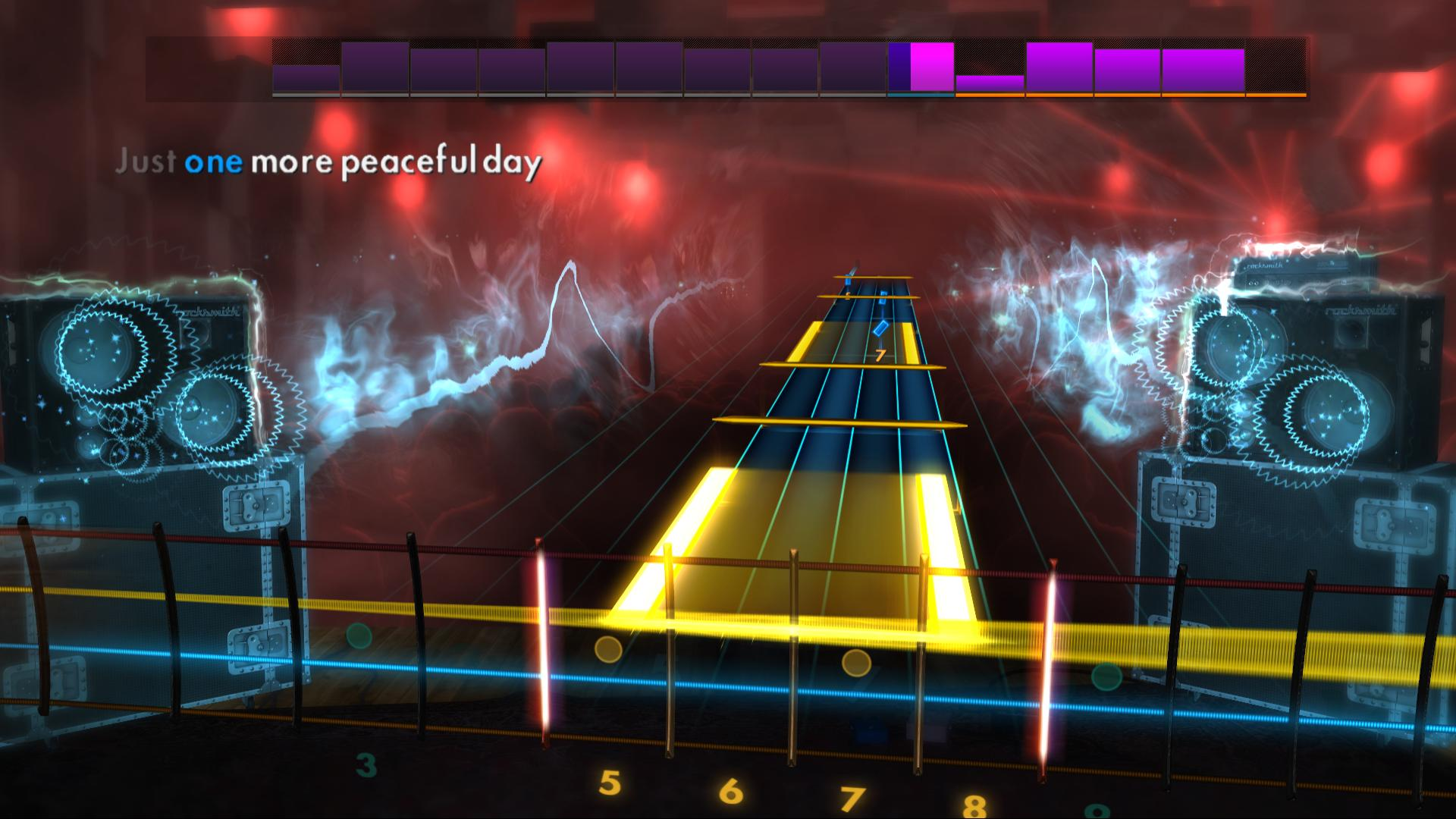 """Rocksmith® 2014 – Staind - """"It's Been Awhile"""" on Steam"""