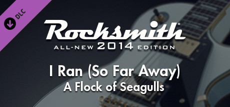 "Rocksmith® 2014 – A Flock of Seagulls – ""I Ran (So Far Away)"""