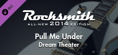 "Rocksmith® 2014 – Dream Theater – ""Pull Me Under"""