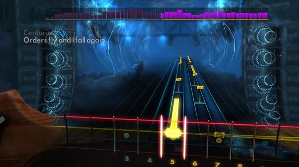 Скриншот №5 к Rocksmith® 2014 – Dream Theater Song Pack