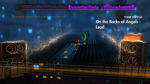 Скриншот №4 к Rocksmith® 2014 – Dream Theater Song Pack