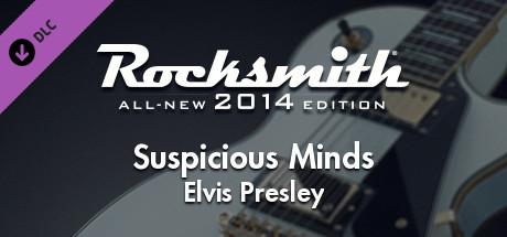 """Rocksmith® 2014 – Elvis Presley - """"Suspicious Minds"""""""
