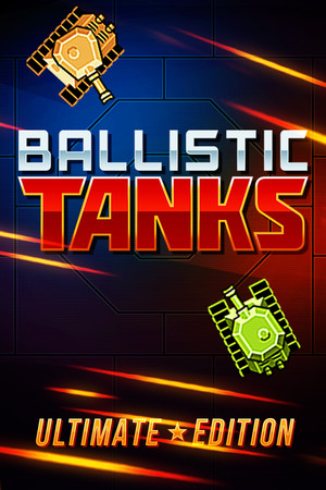 Ballistic Tanks poster image on Steam Backlog