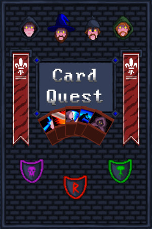 Card Quest poster image on Steam Backlog